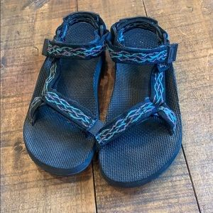 Teva water hiking sandals